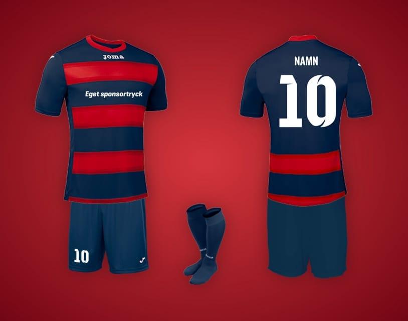 c6bd34ad5984c Fotbollströjor med tryck – designa och köp ert lags nästa fotbollströjor